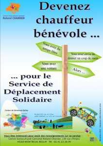 Affiche bénévolat2014