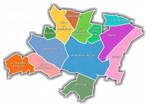 Le canton de Montreuil-Bellay