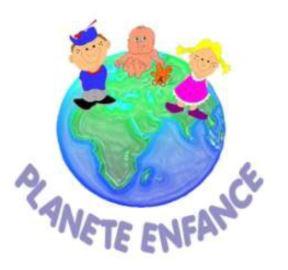 planète enfance logo